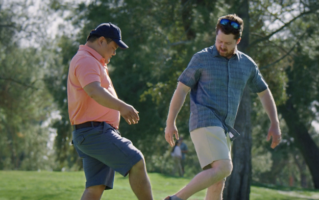 The Distillery Project and Meijer Make Golf-Themed COVIDproof Advertising for LPGA Classic